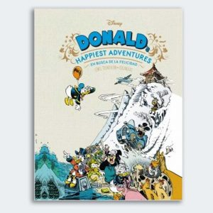 CÓMIC Donald's Happiest Adventures