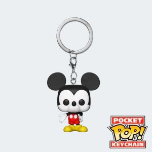 LLAVERO POCKET POP Mickey 90th