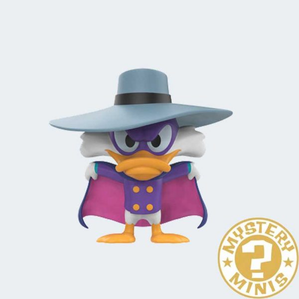 Mystery Minis Pato Darkwing