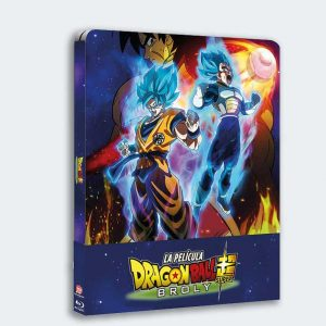 BLURAY Coleccionista Dragon Ball Super: Broly (Metálica)