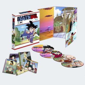 BLURAY Dragon Ball Box 1