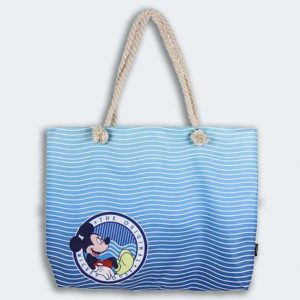 BOLSA DE PLAYA Mickey Mouse