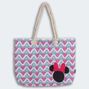 BOLSA DE PLAYA Minnie Mouse