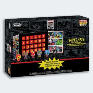 CALENDARIO ADVIENTO Marvel Pocket Pop