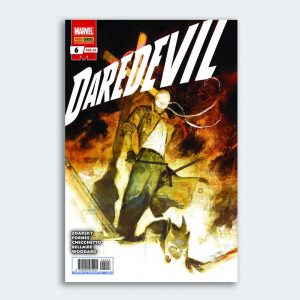 CÓMIC Daredevil 06