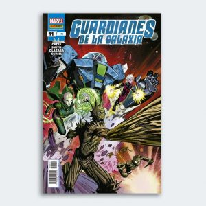 CÓMIC Guardianes de la Galaxia 11