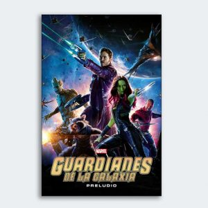 CÓMIC Guardianes de la Galaxia: Preludio