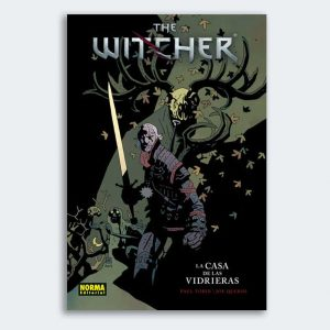 CÓMIC The Witcher 01. La Casa de las vidrieras
