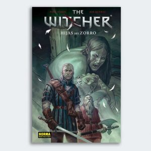 CÓMIC The Witcher 02: Hijas del zorro