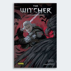 CÓMIC The Witcher 04: De Sangre y Fuego