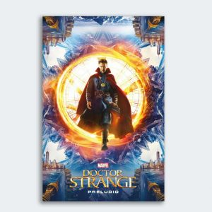 CÓMIC Doctor Strange: Preludio