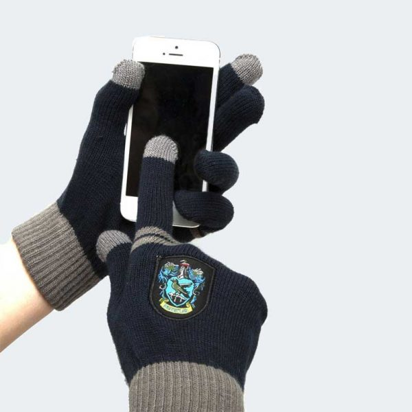 GUANTES E-touch Ravenclaw