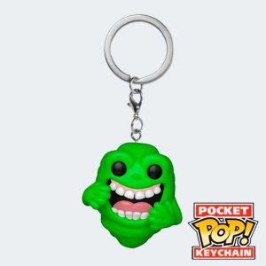 LLAVERO POCKET POP Slimer