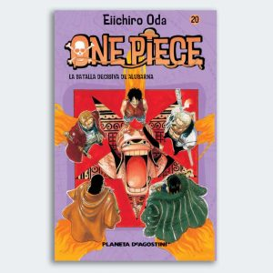 MANGA One Piece nº 20