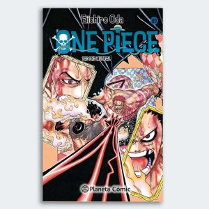 MANGA One Piece nº 89