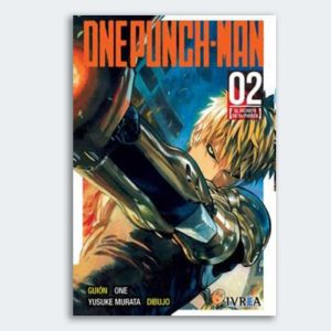 MANGA One Punch-Man nº 02
