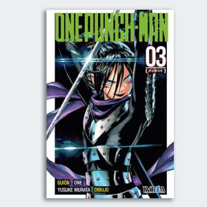 MANGA One Punch-Man nº 03