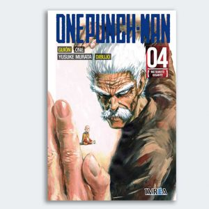 MANGA One Punch-Man nº 04