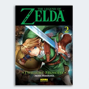 MANGA The Legend of Zelda: Twilight Princess nº 02