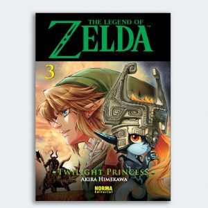 MANGA The Legend of Zelda: Twilight Princess nº 03