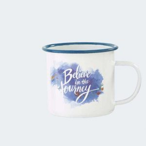 MUG Believe in the Journey