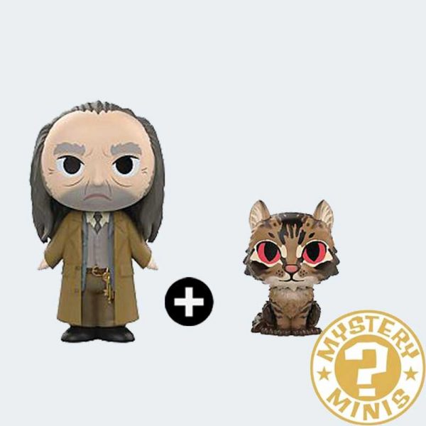 MYSTERY MINIS Filch + Sra Norris