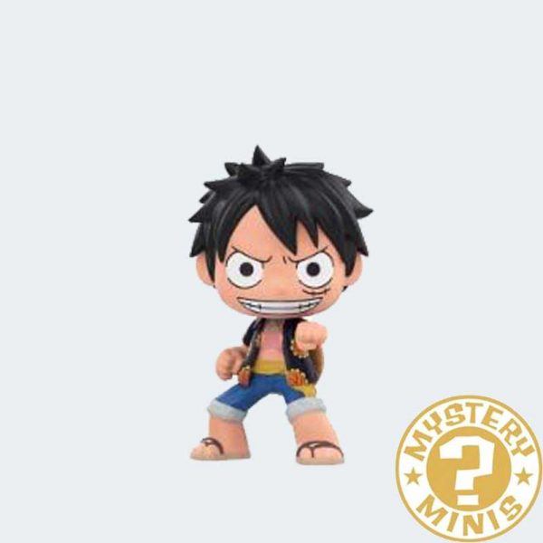 MYSTERY MINIS Luffy