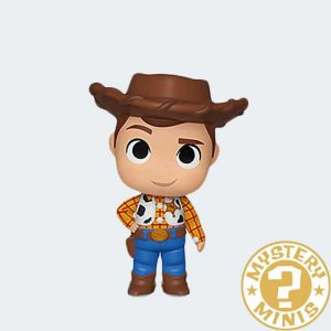 MYSTERY MINIS Woody