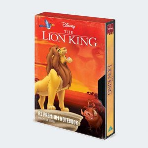 NOTEBOOK The Lion King