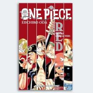 MANGA One Piece Guía nº 01 Red