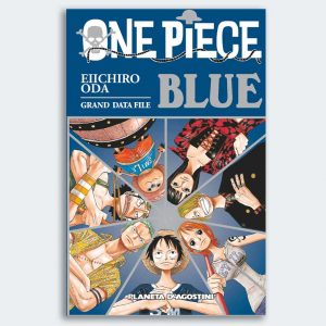 MANGA One Piece Guía nº 02 Blue