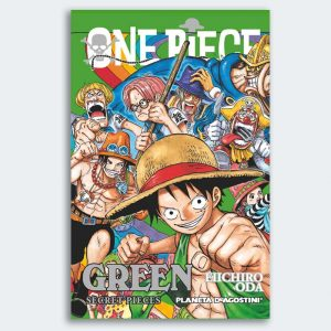 MANGA One Piece Guía nº 04 Green