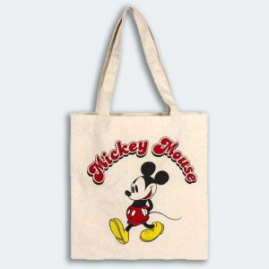 TOTE BAG Mickey Mouse