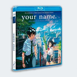 BLURAY Your name.