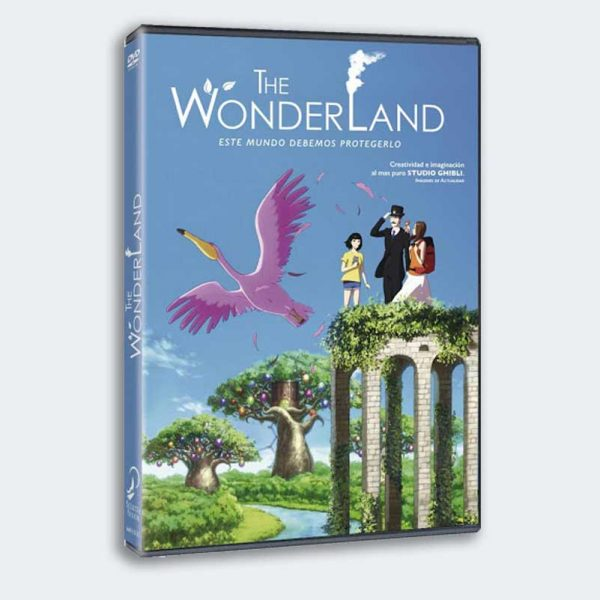 DVD The Wonderland