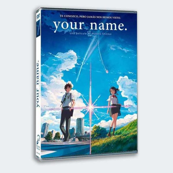 DVD Your name