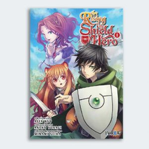 MANGA The Rising of the Shield Hero nº 01