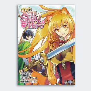 MANGA The Rising of the Shield Hero nº 02