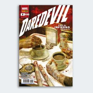 CÓMIC Daredevil 08