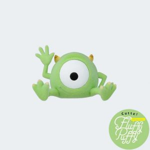 Cutte! FLUFFY PUFFY Mike Wazowski