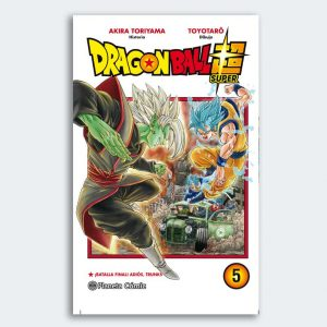 MANGA Dragon Ball Super nº 05