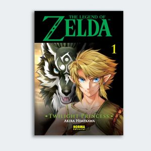 MANGA The Legend of Zelda: Twilight Princess nº 01