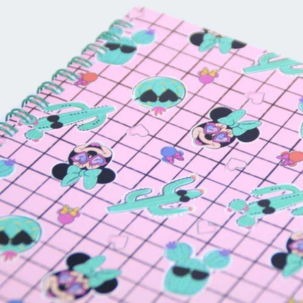 NOTEBOOK A5 Cactus Minnie
