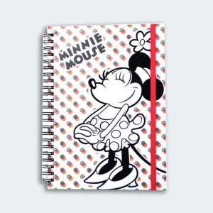 NOTEBOOK A5 Minnie Mouse