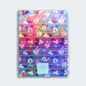 NOTEBOOK A5 Minnie y Daisy