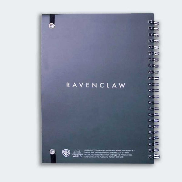 NOTEBOOK A5 Ravenclaw