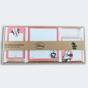 SET NOTAS ADHESIVAS Minnie Mouse