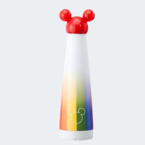 BOTELLA Acero Mickey Rainbow