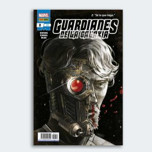 CÓMIC Guardianes de la Galaxia 02