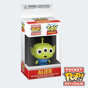 LLAVERO POCKET POP Alien